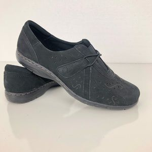 Cobb Hill New Balance Leather Slip On Shoes 8.5